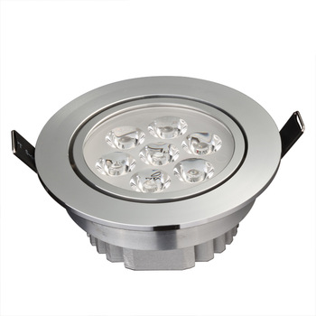 7w Led Downlight With Fitting Dimmable Homie Led Lighting